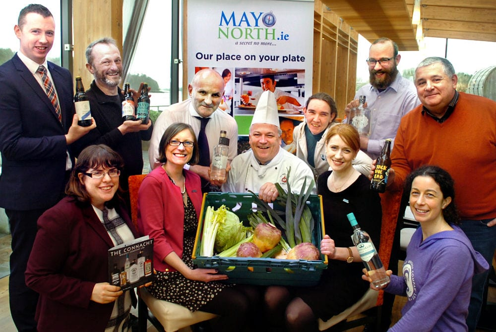 th March Mayo North Food Tourism Seminar