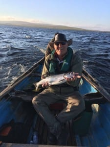 Nigel-Williams-UK-with-his first Carrowmore grilse