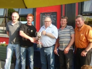 Winning-Team Interpub Competition