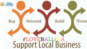 Shop Local in Ballina this Christmas