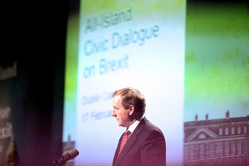 All-island Civic Dialogue on Brexit in February 2017