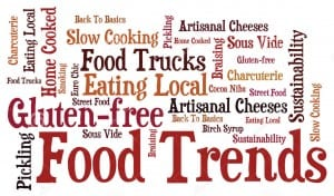 Food Trends and Food Tourism