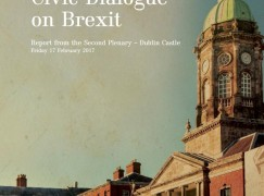 All –island Civic Dialogue on Brexit – Report