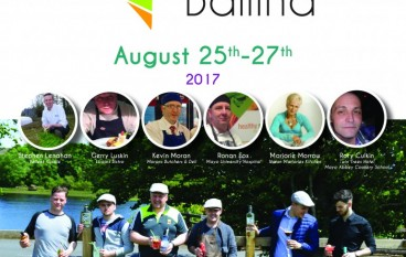 Food Fleadh Ballina returns 25th- 26th-27th August 2017
