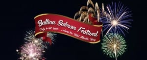Ballina Salmon Festival Co Mayo along the Wild Atlantic Way