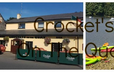 Old favourite re-opens under new management; Crockets on the Quay, Ballina Co Mayo