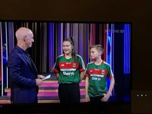 Lisa Lavelle & Stephen Gallagher on the Ray D'Arcy Show on RTÉ 1