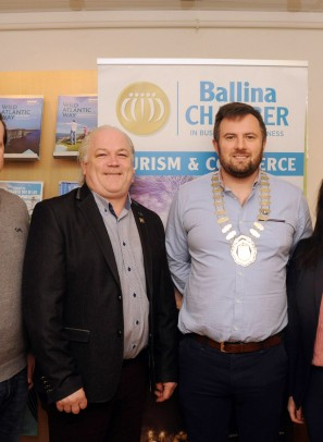 Ballina Chamber of Commerce elects new Chamber President