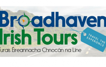 Broadhaven Irish Tours is ready for the new season!
