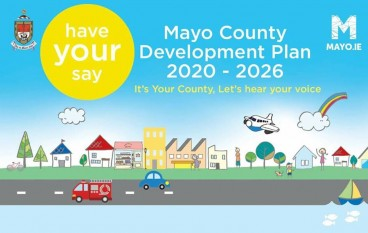 Mayo County Development Plan 2020 – 2026 – Have Your Say!