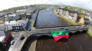 Mayo Day Celebrations in Ballina Co Mayo, with events planned for 29th April 2017