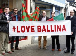 Ballina Chamber launches Mayo Day theme Shop Front Competition