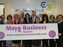 Mayo Business Awards returns in 2016