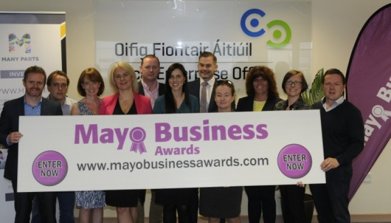 Ballina Businesses features heavily in Mayo Business Awards shortlist 2016