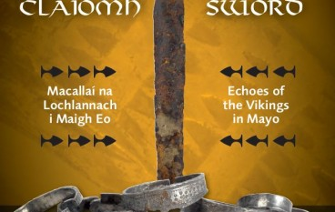 Discovery of a Viking Sword found in the River Moy!
