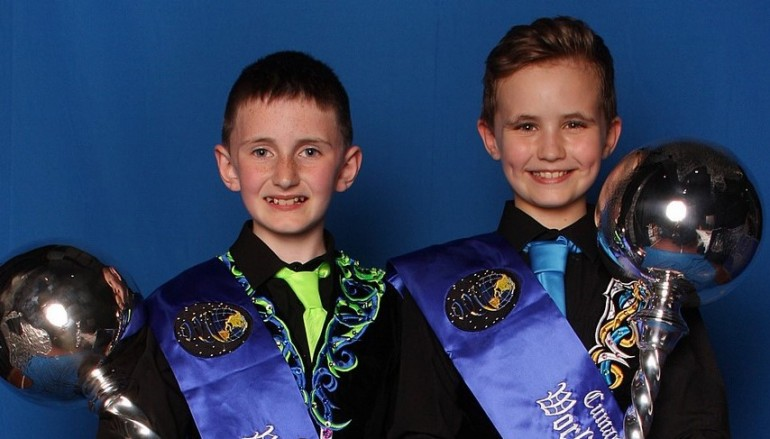 Mayo dancers scoop double at World Championships 2016