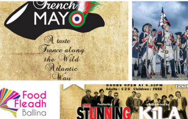 'French Mayo' A Taste of France along the Wild Atlantic Way