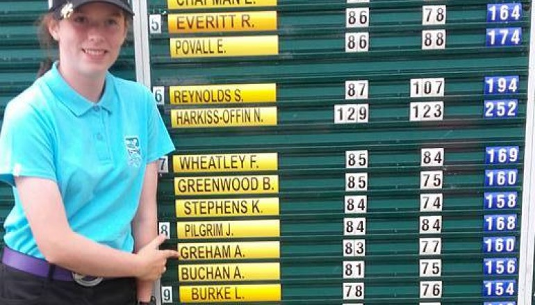 Ballina Golf Club holds the first Albany Open.