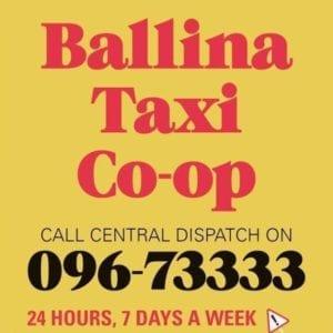 Ballina Taxi Co Op