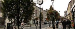 Pearse St Ballina Co Mayo along the Wild Atlantic Way