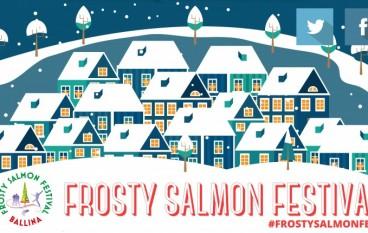 Frosty Salmon Festival in Ballina Co Mayo