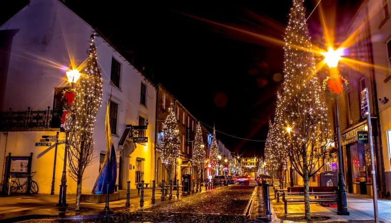 Christmas wishes from Paul Regan, President of Ballina Chamber of Commerce