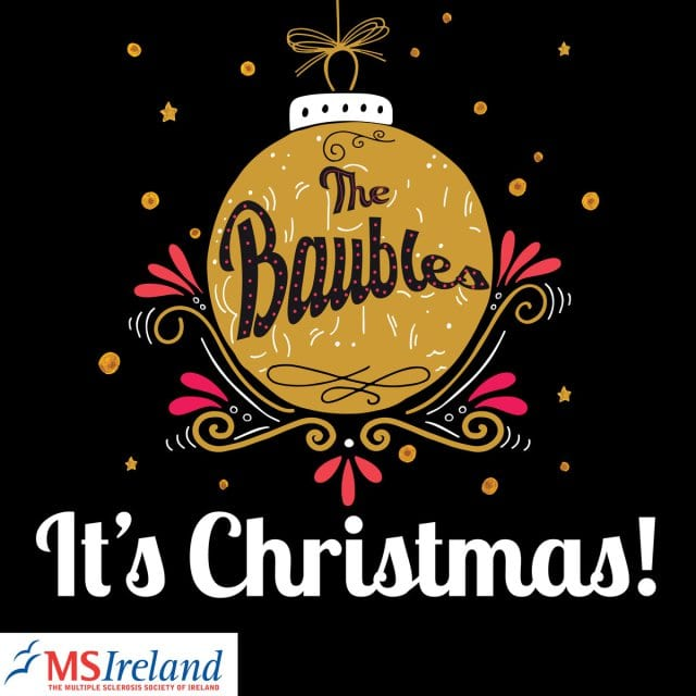 The Baubles Its Christmas