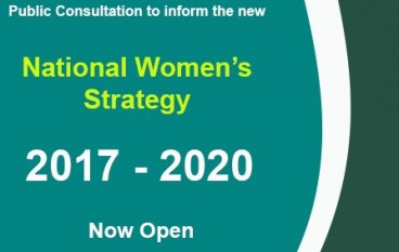 National Women's Strategy Public Consultation meetings