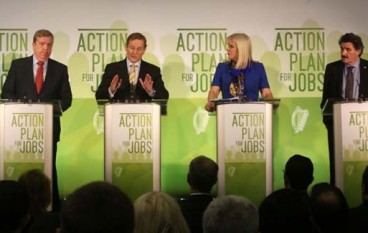 Action Plan for Jobs 2017 Key Pillar of Ireland's Brexit Strategy