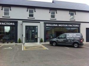 Ballina Motor care