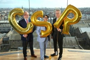 CSR Launch (2) - Tadhg Lucey Dil Wickremasinghe Ian Talbot