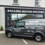 Ballina Motor Care, Ballina Co Mayo
