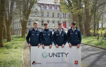 St Muredachs College, Ballina represent Ireland at F1 in Schools World Finals