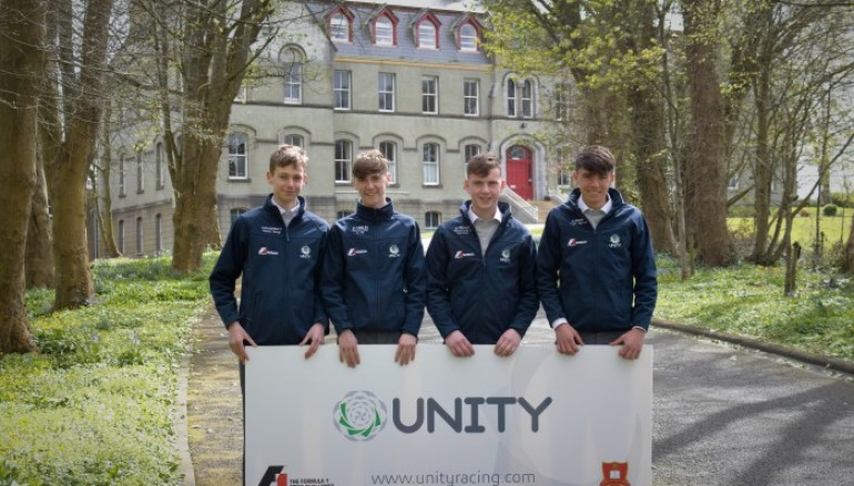 St Muredachs College, Ballina represent Ireland at F1 in Schools World Finals