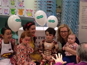 Specsavers Ballina raising money for Crumlin