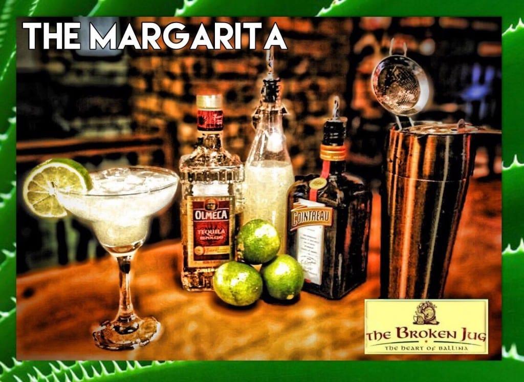Broken Jug Cocktails Margarita