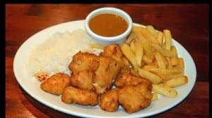 Chicken Dry hot n spicy