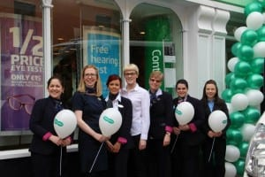 Specsavers Staff Ballina Co Mayo