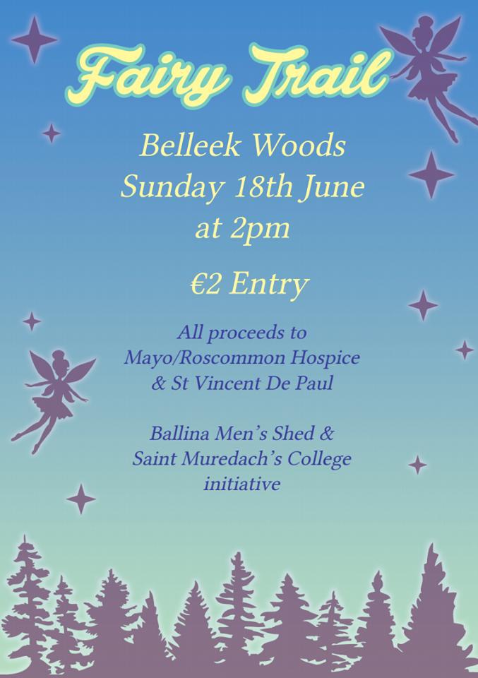 Belleek Woods Fairy Trail