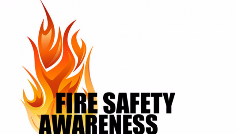 A Fire Safety Notice from Rouse Insurance