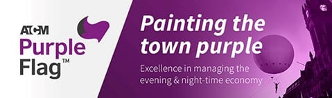 Painting the Town Purple for a better night out in Ballina, Co Mayo