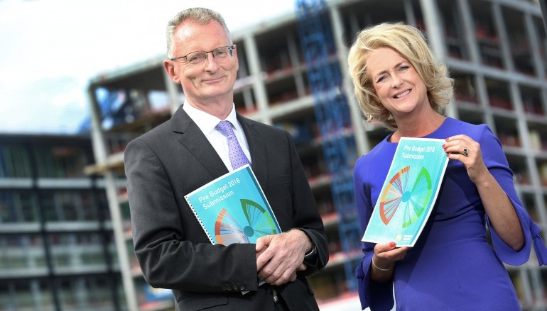 Chambers Ireland Pre-Budget Submission Calls for Increased Infrastructure Investment