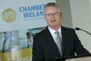 Ian Talbot CEO Chambers Ireland