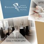 Ballina Manor Hotel, Ballina Co Mayo along the Wild Atlantic Way
