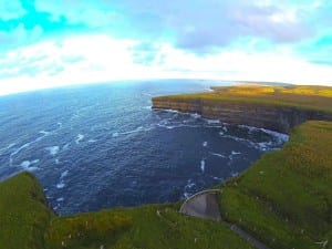 Downpatrick Head, Ballycastle Co Mayo along the Wild Atlantic Way