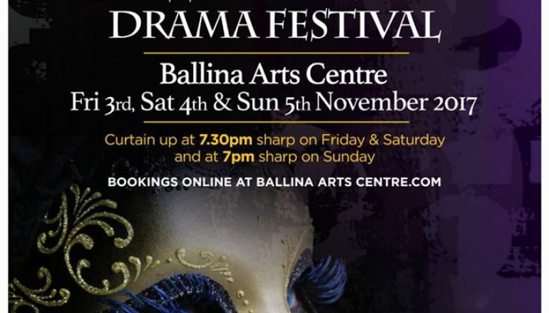 Ballina ONE ACT Drama Festival  2017