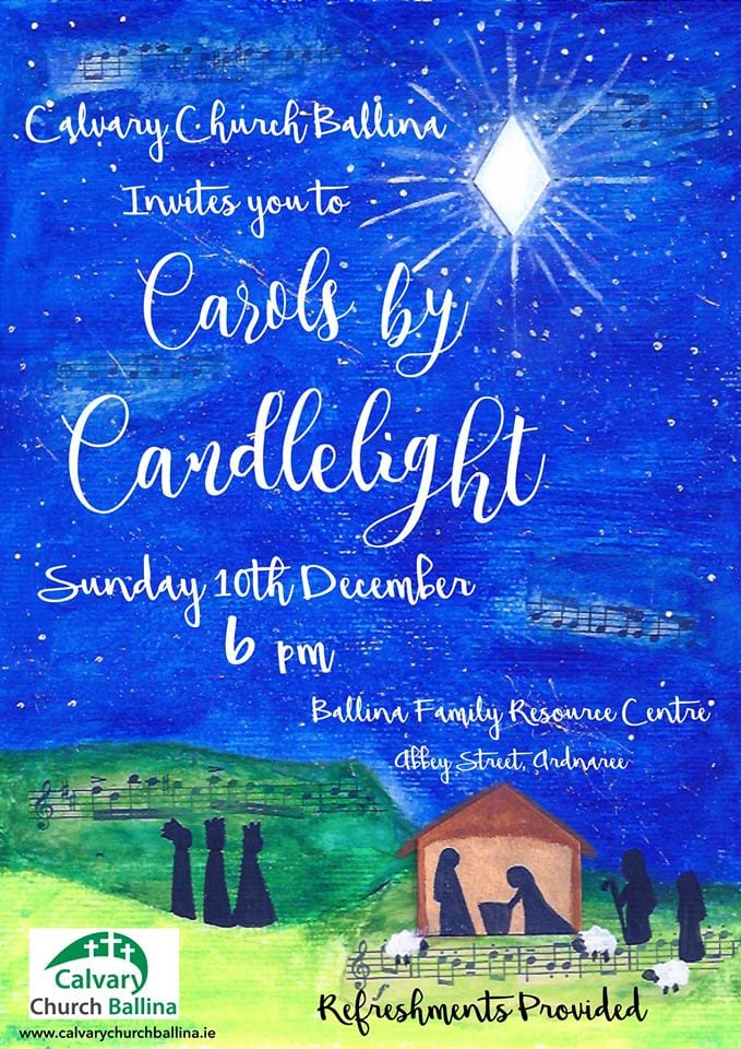 Carols by candles