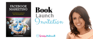 Louise Mc Book Launch