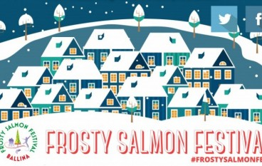 Frosty Salmon Festival kicks off for month of December