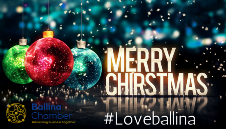 Happy Christmas to all our members!